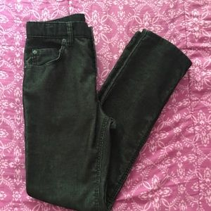 Gap Bots Slim Straight Corduroy Pants Sz 14